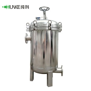stainless steel hot liquor tank with herms coil stainless steel filter cartridge