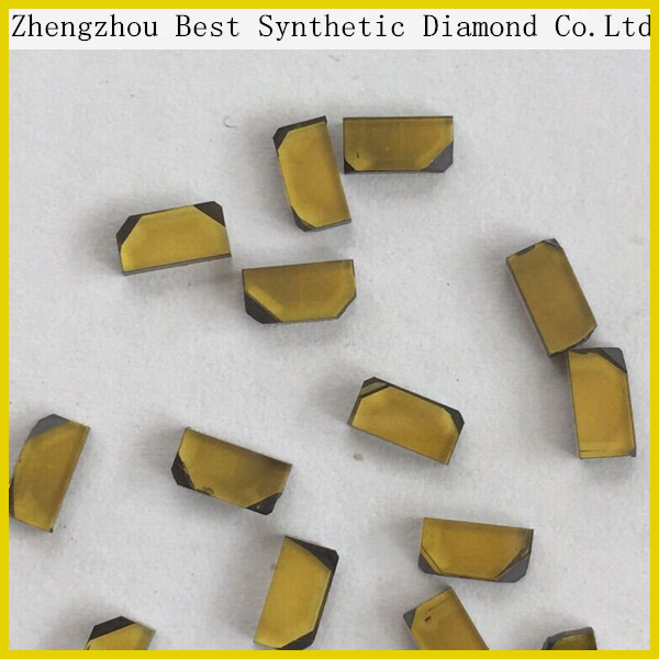Chemical vapor deposition yellow CVD diamond for sale with reliable supplier