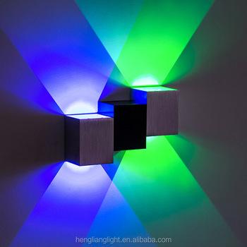Ip45 Cube 6 W Dintérieur De Conception Spéciale éclairage Chambre