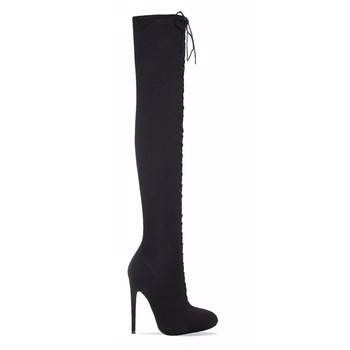 Images - Sexy black boots for women