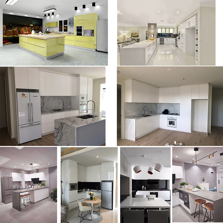 Australia style kitchen furniture manufacturers