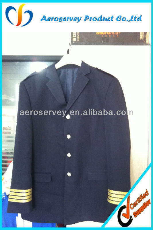 crew commander uniform