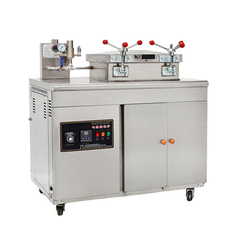 Stainless steel KFC chicken frying machine chicken broasted machine pressure fryer