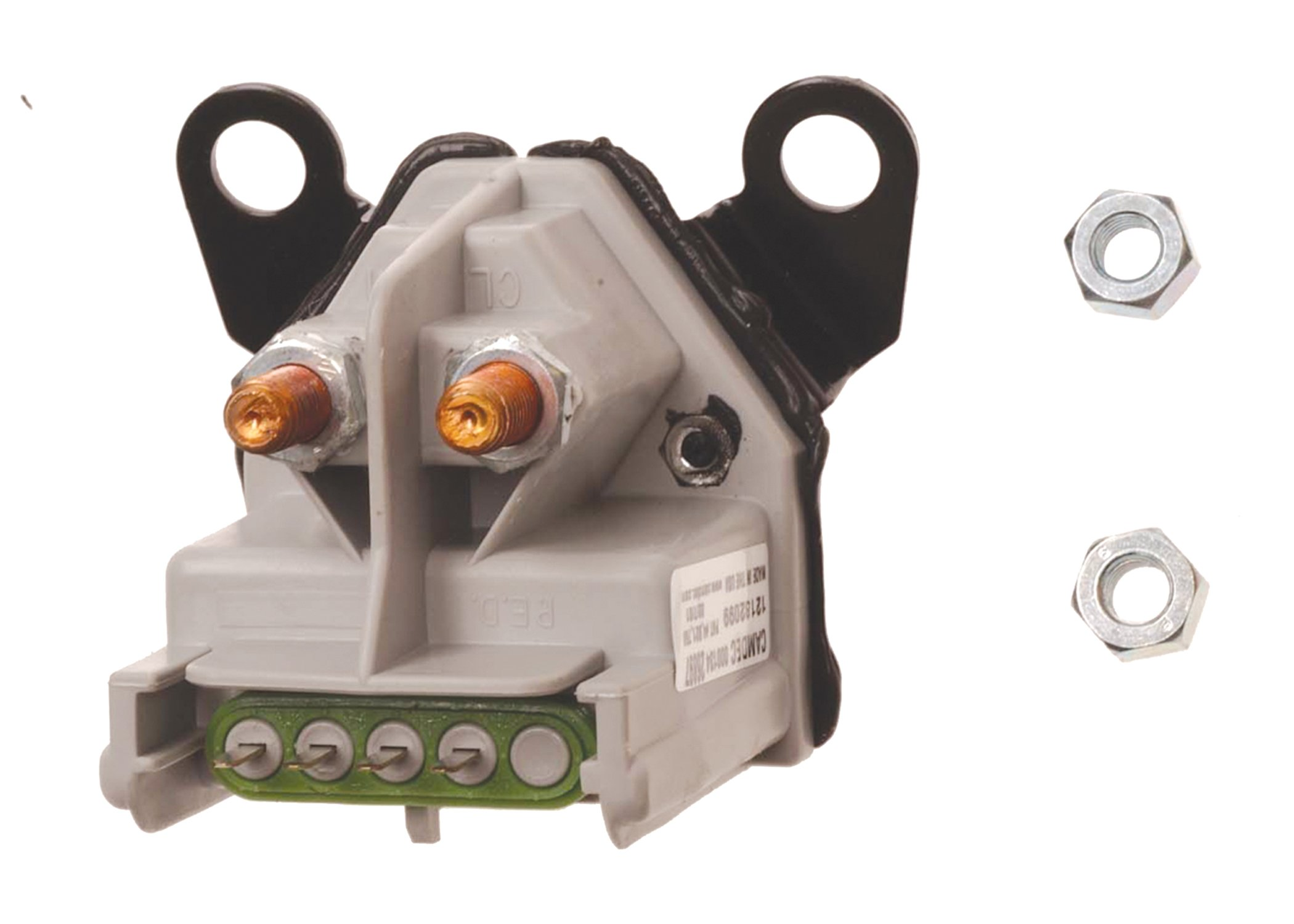 ACDelco 212-367 GM Original Equipment Diesel Glow Plug Controller Kit with Plug Controller and Nuts