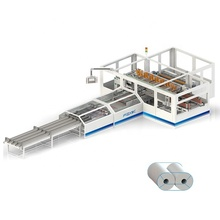 Product Line 5 Channels Roll Paper Packing Machine China