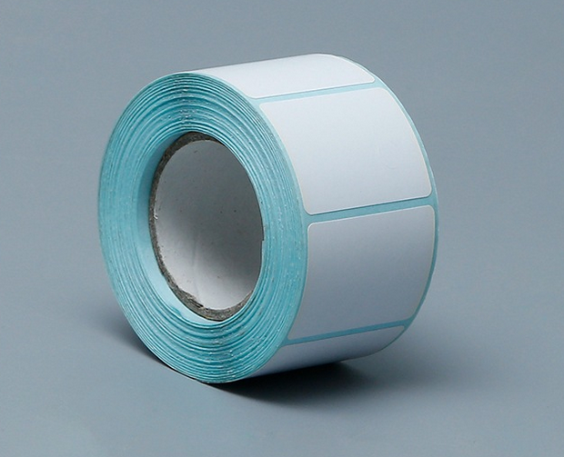 Cheapest Custom Self Adhesive Thermal Paper Seal Sticker Price sticker Label roll