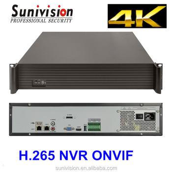 64ch Nvr Support 4k/8m Ip Camera Onvif H 265 Hdmi Network Video Recorder  Nvr - Buy Nvr,4k Nvr,4k 8mp Nvr Product on Alibaba com