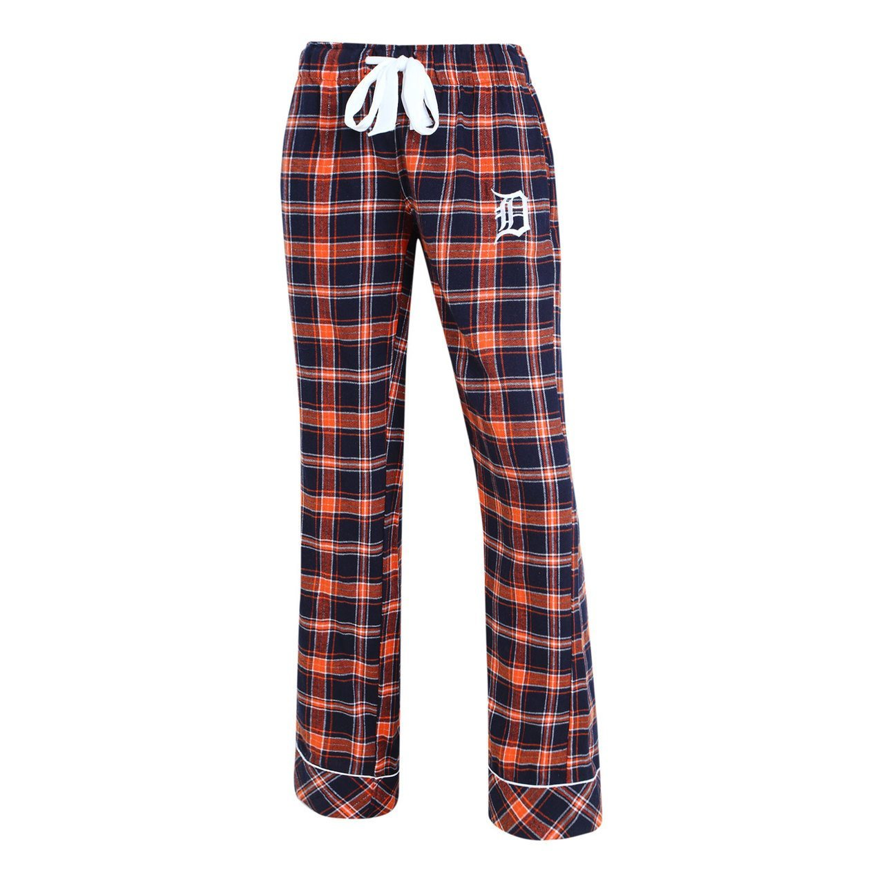 MLB Detroit Tigers Women's Flannel Pajama Pants