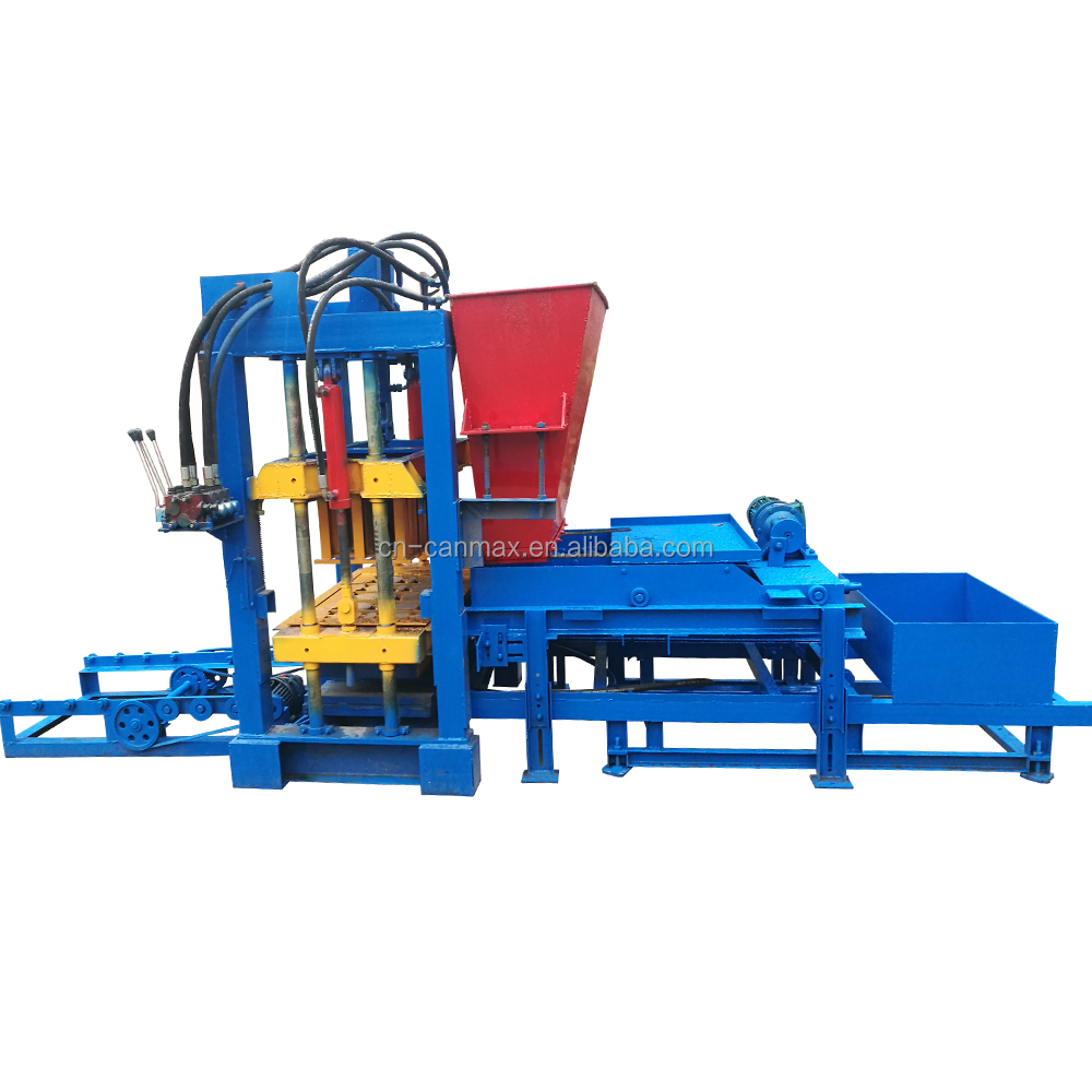 Large Capacity 4000-40000 Pieces/day , concrete hollow block making machine price