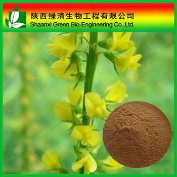 Natural Melilotus Officinalis Extract Coumarin Powder 5%