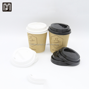 80mm/90mm Hot Selling/Disposable PS/Plastic Lid for Paper Cup