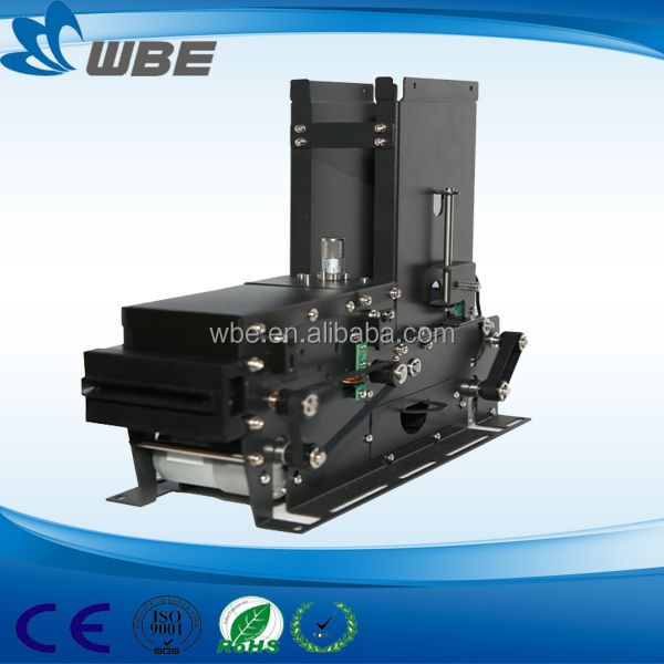 ticket vending and automatic vending Card dispenser and issuing machine WBCM-7300