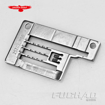 Needle Plate 257033b56 For Pegasus W562 Sewing Machine - Buy Sewing Machine  Parts,257033b56,Cheap Plate Bending Machine Suppliers Product on