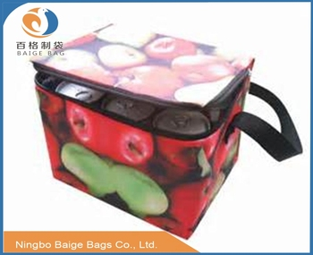 BSCI AUDITED FACTORY limanted pp woven non woven pret insulated 6 pack can cooler bag