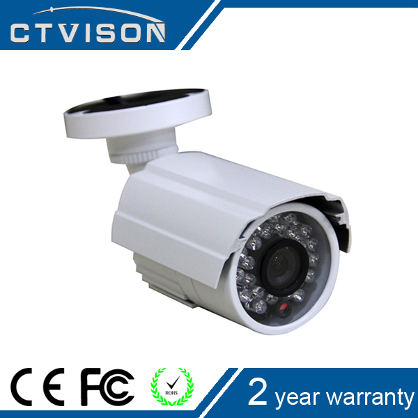 network wifi convert analog cctv to ip camera media converter Night/Day Outdoor Bullet Security Camera