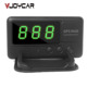 2019 Universal Hud GPS Speedometer Head Up Display With Digital Car Speed Projector Windshield Projection Overspeed Alarm