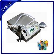 2-3500ml Small Numerical Control Soybean Oil Filling Machine GFK-160