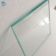 acid-etched frosted stained tempered laminated interior glass doors with inserts in China