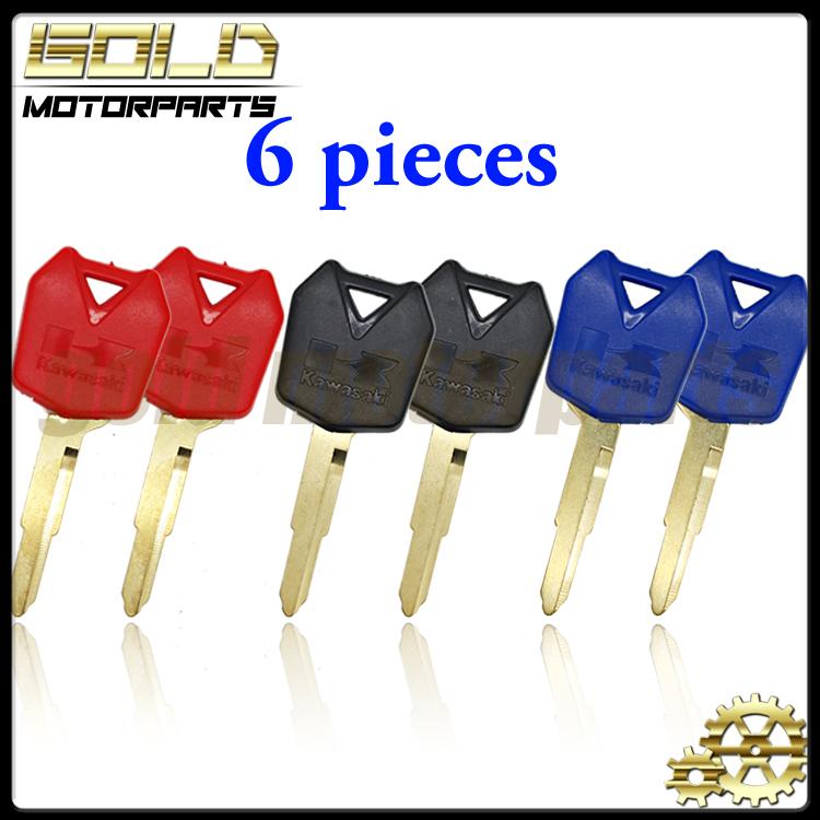 6 шт. мотоцикл замена ключ режиссерский для KAWASAKI kdx klx ZZR250 ZZR400 ZXR250 ZXR400 750 ZRX400 750 1100 1200