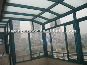 Aluminum Bay Window China Supplier