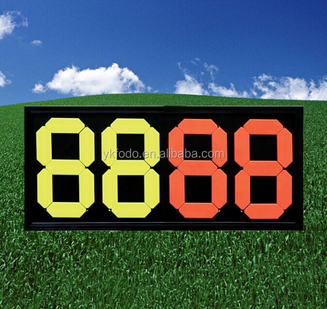 Manual Scoreboard Manual Scoreboard Suppliers and Manufacturers
