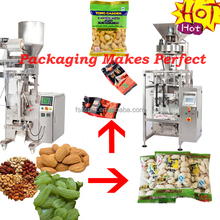 Small Modified Atmosphere Nuts Packaging Machine