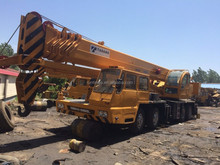 65ton used tadano truck crane GT-650E, all rough terrain crane 65ton year 2012, original japan
