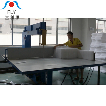 Factory Price EPE Foam Sheet Vertical Cutting Machinery For Sale