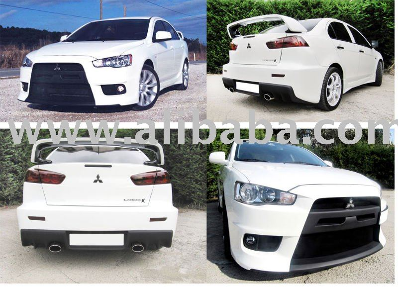 body kit mitsubishi lancer body kit mitsubishi lancer suppliers and manufacturers at alibabacom