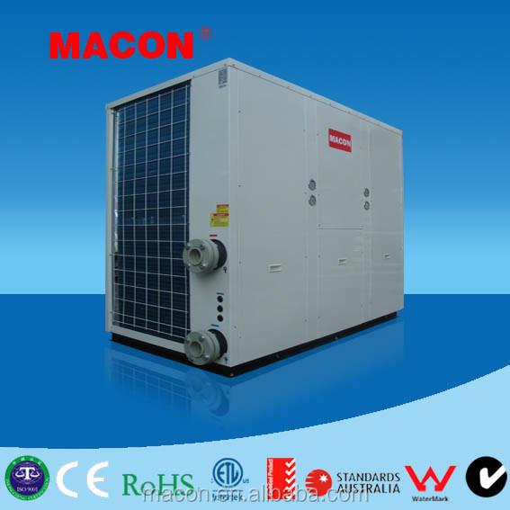 Macon source d 39 air pompe chaleur chauffe eau gaz for Appareil chauffe piscine