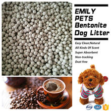 Fast Clumping Dog Litter Bentonite Dog Litter Sand Coffee