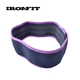 Home Gym Not Circling Comfortable Squat Training Fabric Hip Circle Resistance Bands With Purple Border