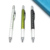 Customized Printed Promotional Small Twist Plastic Ballpoint Pen
