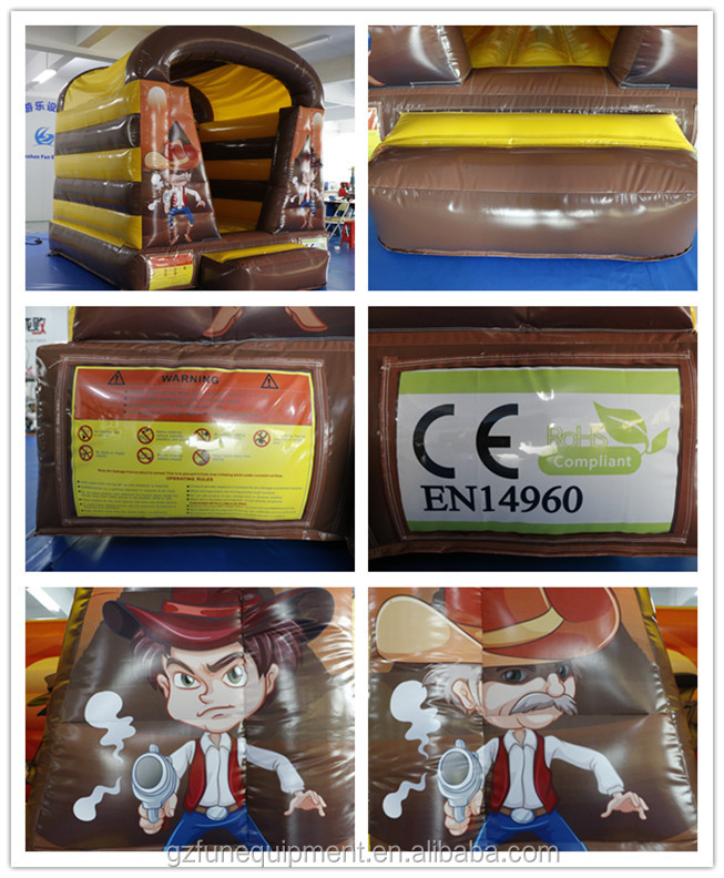 Commercial Inflatable Bouncy Castle Inflatable Jumping Castle Bouncer House