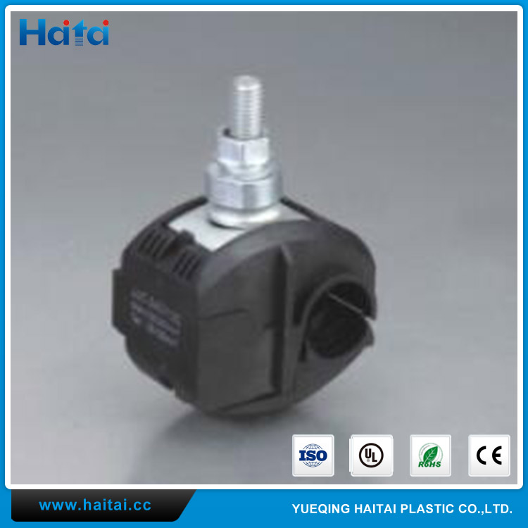 Haitai 1KV Insulation Cable Clamp Electrical Cable Piercing Connector