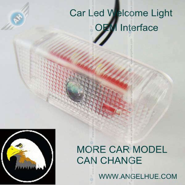 new design brand Car Logo /led hood logo /car led hood emblem all cars names and logos