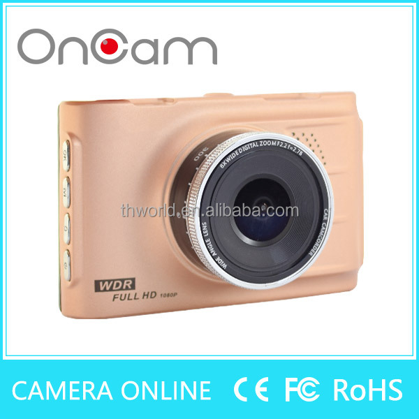 Full HD 1080P Car Camera Dvr T612 3.0 inch 120 Degrees Wide Angle Lens Dash Cam