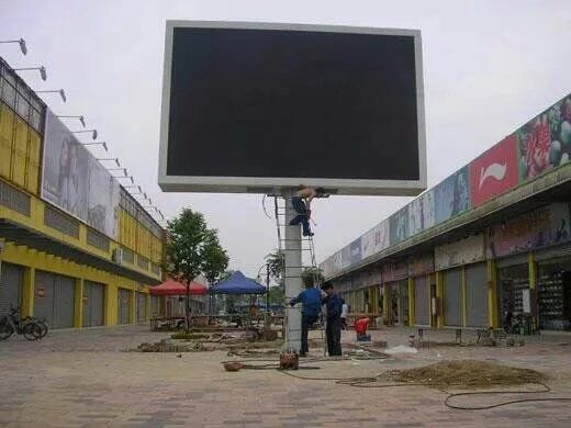 P6 outdoor led screen Fixed Variable Speed Limit Electronic Message Centers