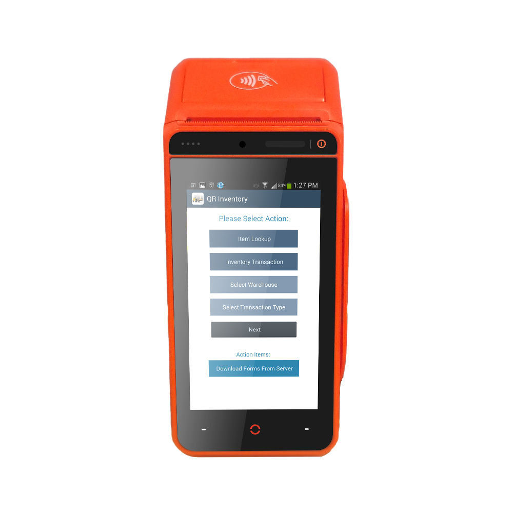 EMV PCI 4G Mobile Handheld Smart POS Terminal with Printer NFC, View POS  with Printer, WEPOY Product Details from Shenzhen WEPOY Technology Co ,  Ltd