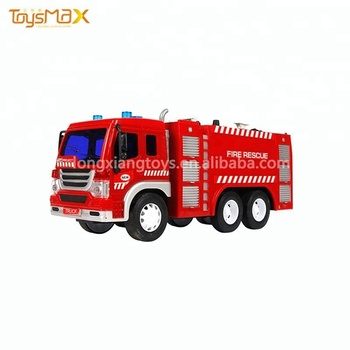 Fire Rescue Truck with Music Fire Truck Toy