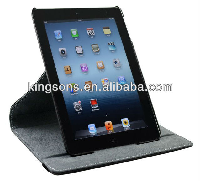 High Quality Workmanship 360 Degree Rotatable Stand For IPAD Mini Case,Variety Of Colors Available