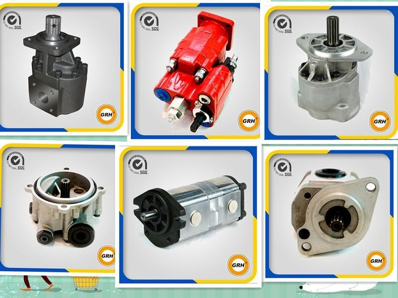 Hydraulic Cylinder Spacer : Aluminum wheel spacer hydraulic gear pump with low price