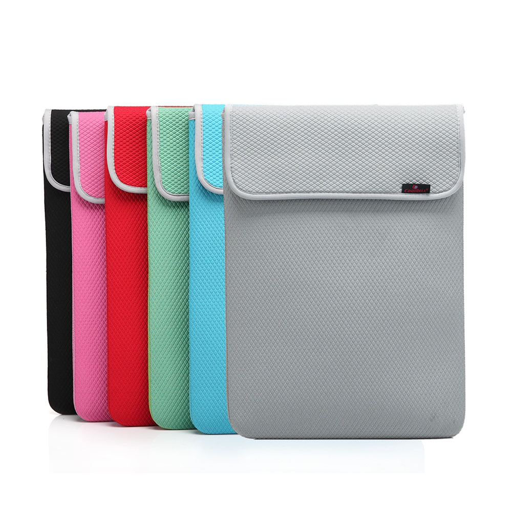 Get Quotations New Waterproof Neoprene Laptop Sleeve 7 17 Inch Bag For Macbook Air Pro