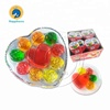 Love you every day jelly heart shape fruit flavor jelly