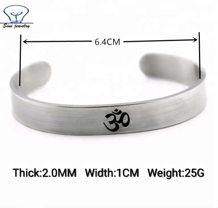 65ddded03d4a9d China India Om Bracelet, China India Om Bracelet Manufacturers and  Suppliers on Alibaba.com