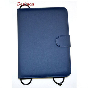 Fashion tablet leather case for samsung galaxy tab 2,leather tablet universal case 7-8""