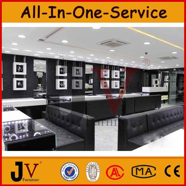 Jova Jewellery Shop Furniture For Jewellery Showroom Designs