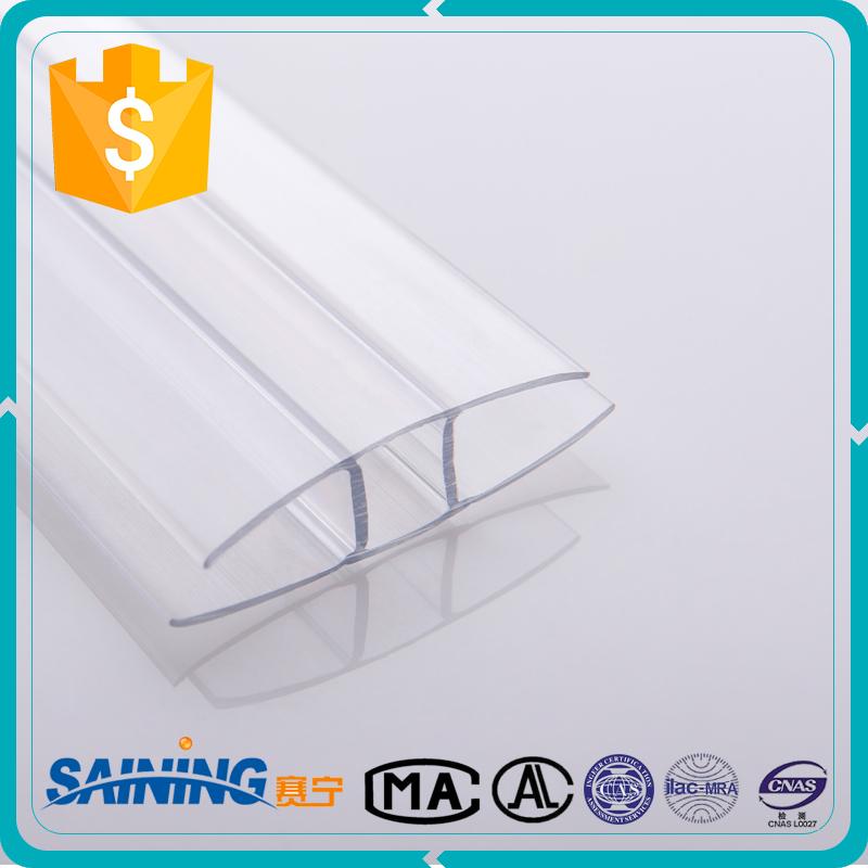 Venta al por mayor perfil h para policarbonato compre online los mejores perfil h para - Plaque polycarbonate alveolaire 4mm ...