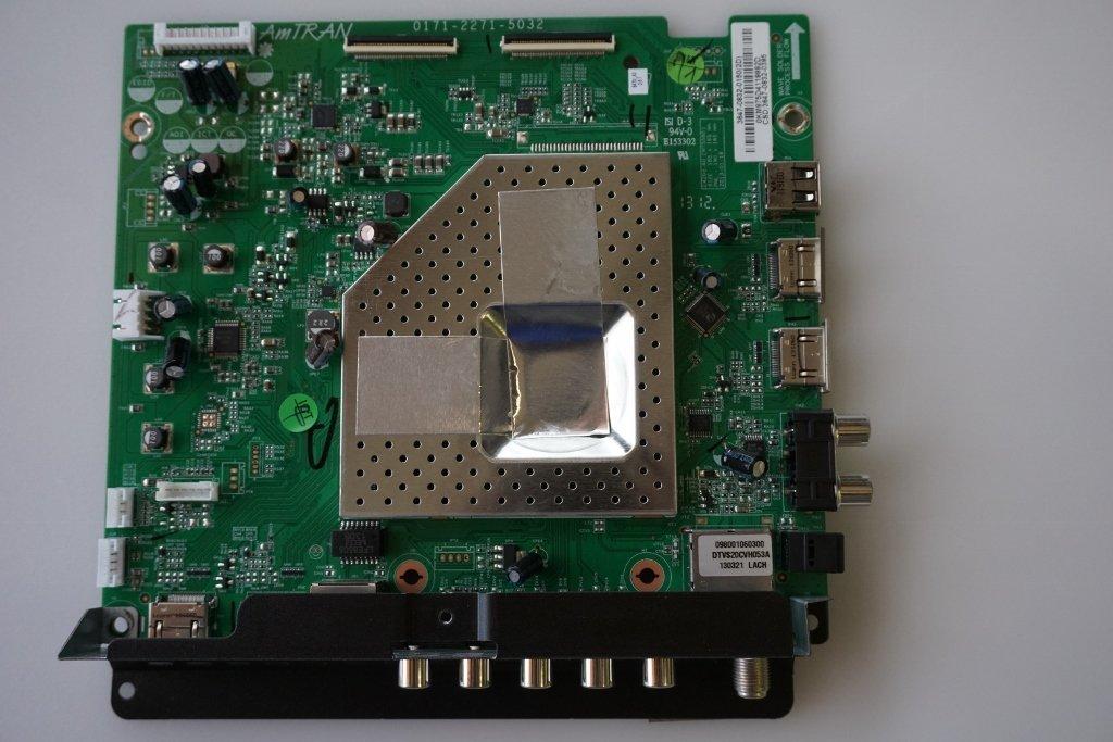 Vizio Main Board 3647-0862-0150 for E470i-A0. (0171-2271-5032)