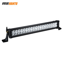 HT-02A60 Atacado off road truck led light bar, combo dupla fileira rgb levou barra de luz